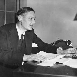 """Meridiane lirice"" (1969). T. S. Eliot (26 septembrie 1888-4 ianuarie 1965)"
