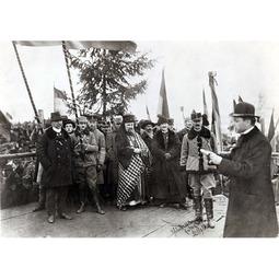 """""""Mediateca de istorie"""". Marea Unire de la 1 decembrie 1918 (1998)"""