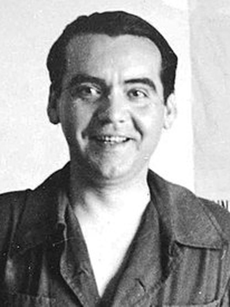 """""""Moment poetic"""". Versuri de Federico García Lorca, în interpretarea lui Gheorghe Ionescu-Gion (1959)"""