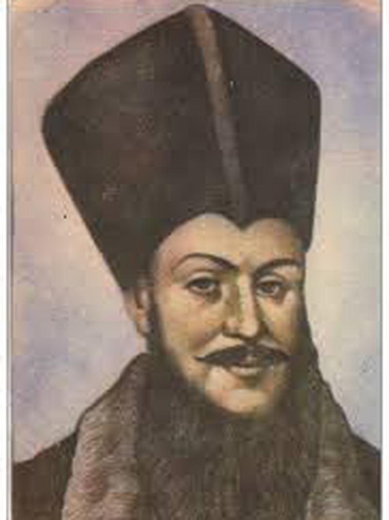 """""""Moment poetic"""". Versuri de Ienăchiţă Văcărescu, în rostirea lui Mihai Dogaru (1959)"""