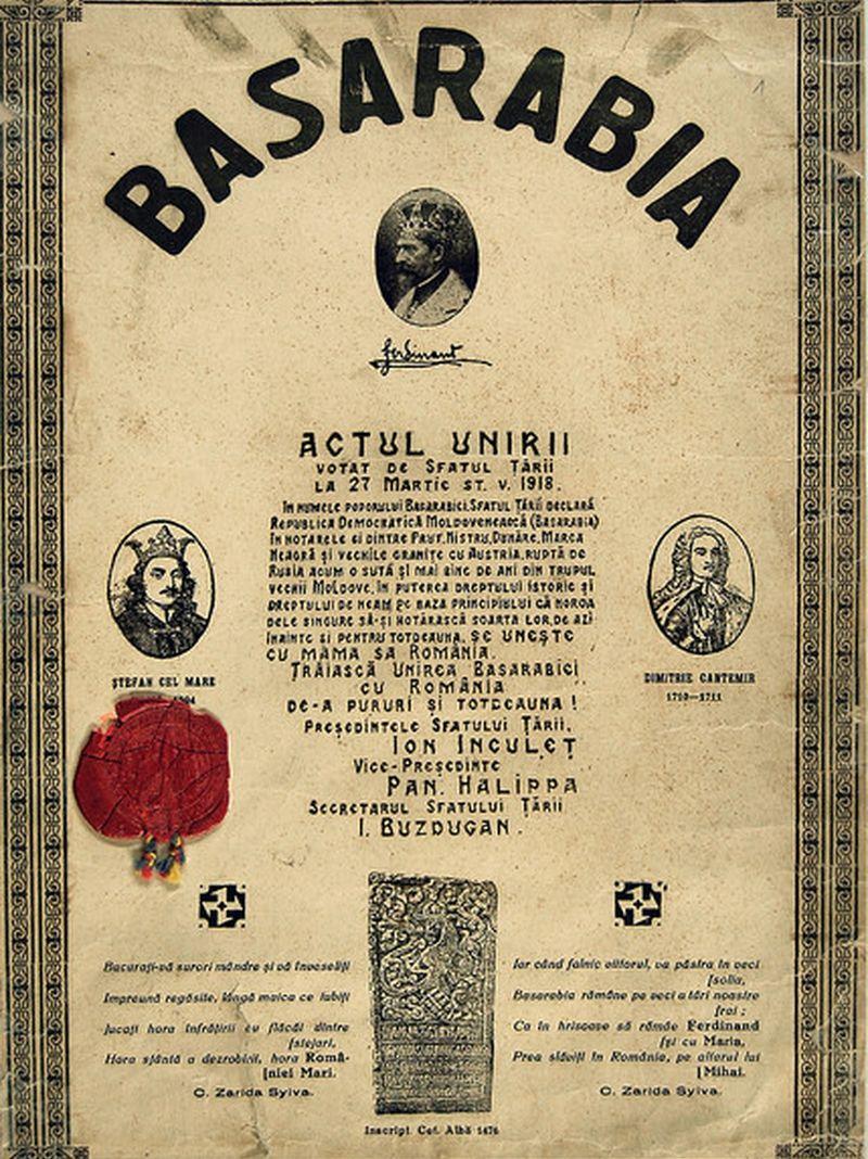 """""""Mediateca"""". Anton Crihan despre Unirea Basarabiei cu România (II)"""