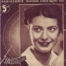 Radio. Radiofonie. Televiziune. Știință pentru toți, 18 iulie 1937, anul X, nr. 461