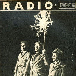 "Revista ""Radio"", 22 dec. 1940, anul XIII, nr. 640"