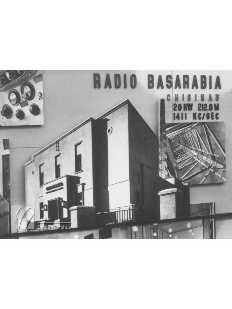 Radio Basarabia - Chișinău (1939)