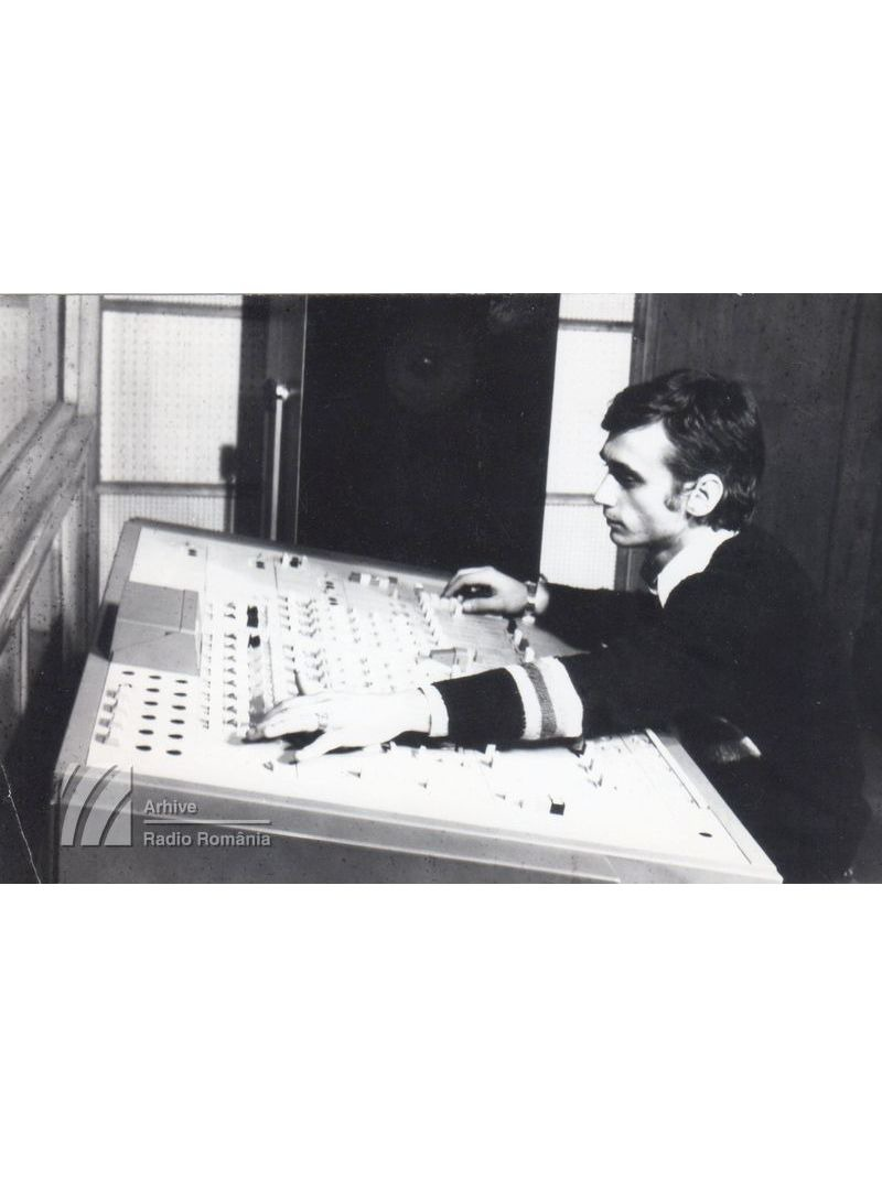 Radio Iași - Studioul I de transmisii