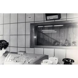 Studio de emisie - Radio Cluj