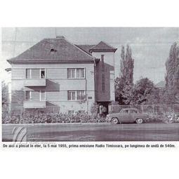 Radio Timișoara (1955)