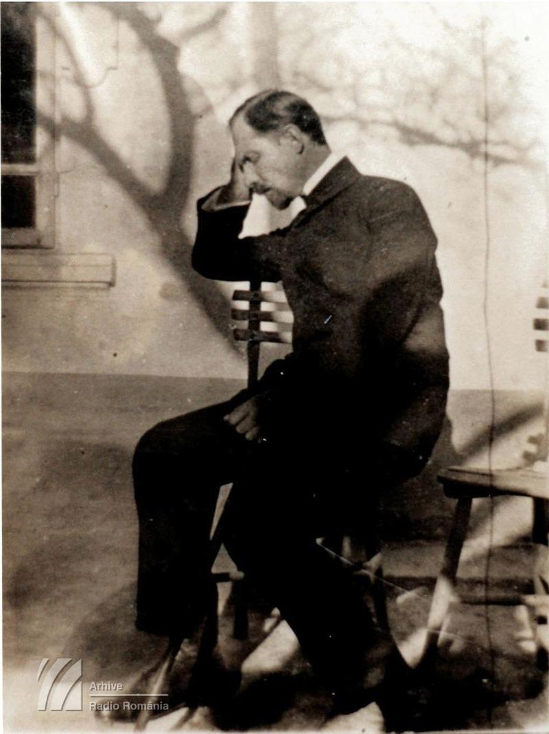 Constantin Bobulescu - Preoți în războaie și răzmerițe (8 nov. 1931)