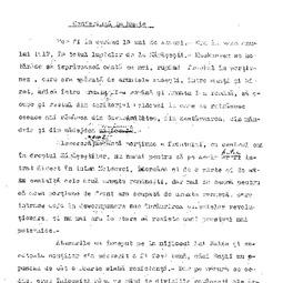 """""""Program de seară"""". Nicolae Miclescu - Amintiri din război. [II. Despre luptele de la Mărăşeşti] (1 iunie 1932)"""