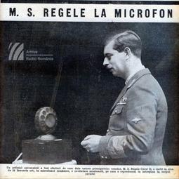 """""""Universitatea Radio"""". M.S. Regele Carol II - Unirea tuturor românilor (24 ianuarie 1934)"""