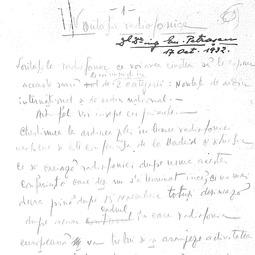 Emil Petrașcu - Noutăți radiofonice (1932)