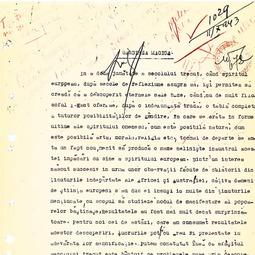 """""""Universitatea Radio"""". Barbu Zevedei - Gândirea magică (1943)"""
