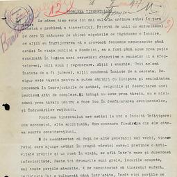 """""""Universitatea Radio"""". Gheorghe I. Brătianu - Problema tineretului (1937)"""