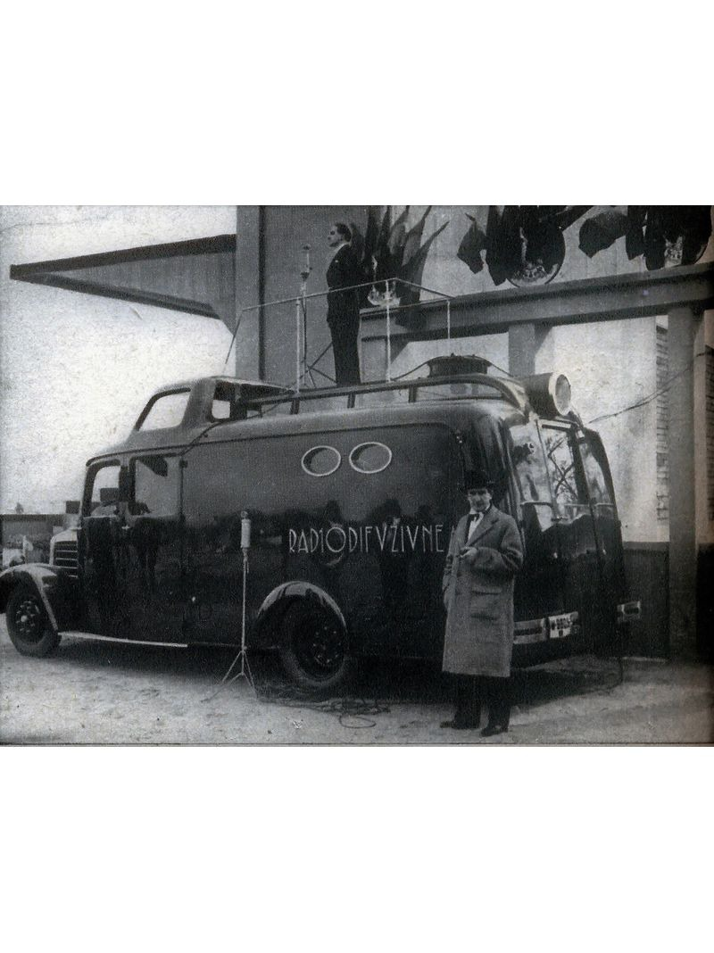 Carul de reportaj SRR (1938)