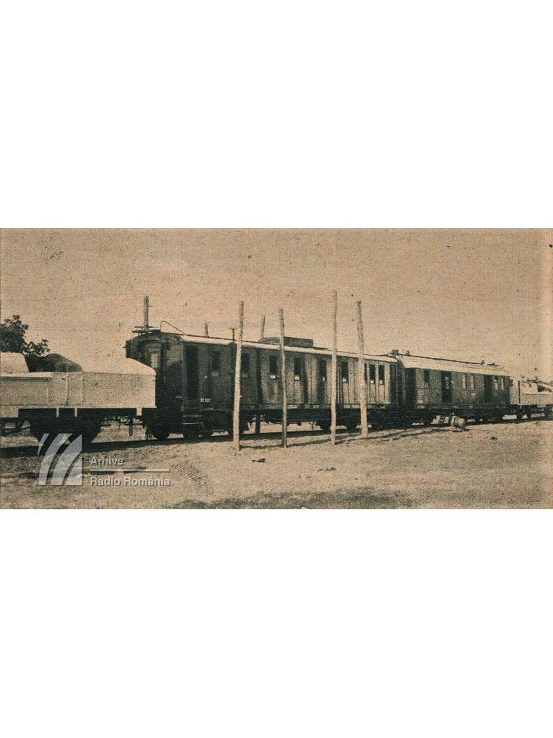 Postul tren experimental (1933)