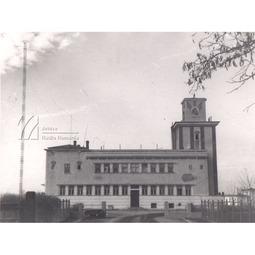 Clădirea stației de emisie Radio București (Băneasa)