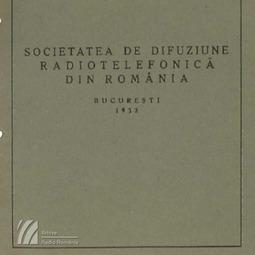 Darea de seamă a Consiliului de Administrație (1932)