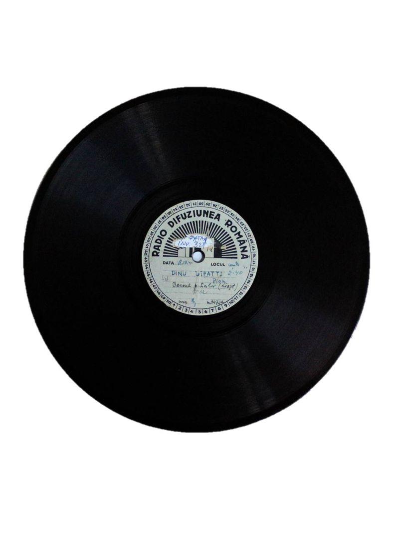 Franz Liszt-Dansul piticilor/Dinu LIPATTI-pian (1941)