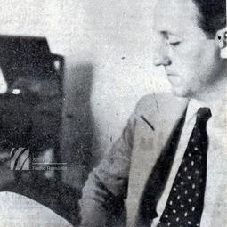 Două cântece populare în aranjamentul lui Theodor Rogalski/George Niculescu-Basu - voce/ Theodor Rogalski - pian (1952)