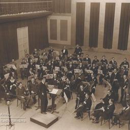 PAUL CONSTANTINESCU-Pisica cu clopoței/Interpretează: Orchestra Radio (1936)
