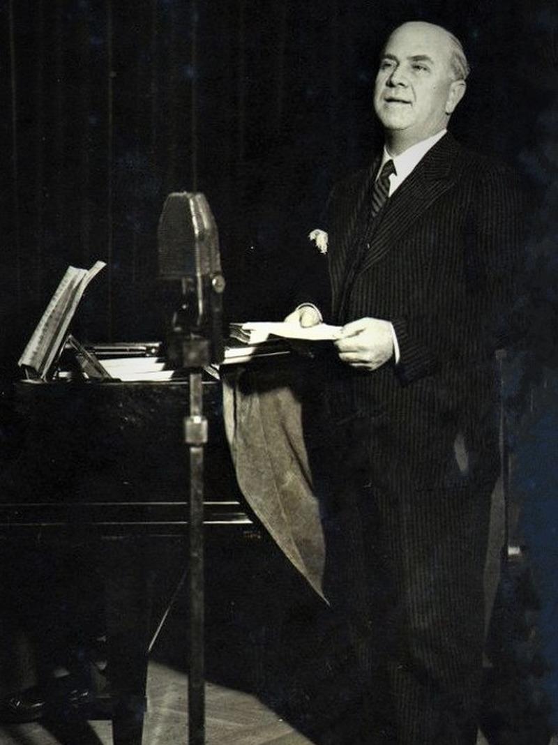 DUMITRU GEORGESCU-KIRIAC - Unde aud cucul cântând (1927)