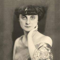 Anna de Noailles (15 noiembrie 1876-30 aprilie 1933) evocată de Henriette Yvonne Stahl în 1970
