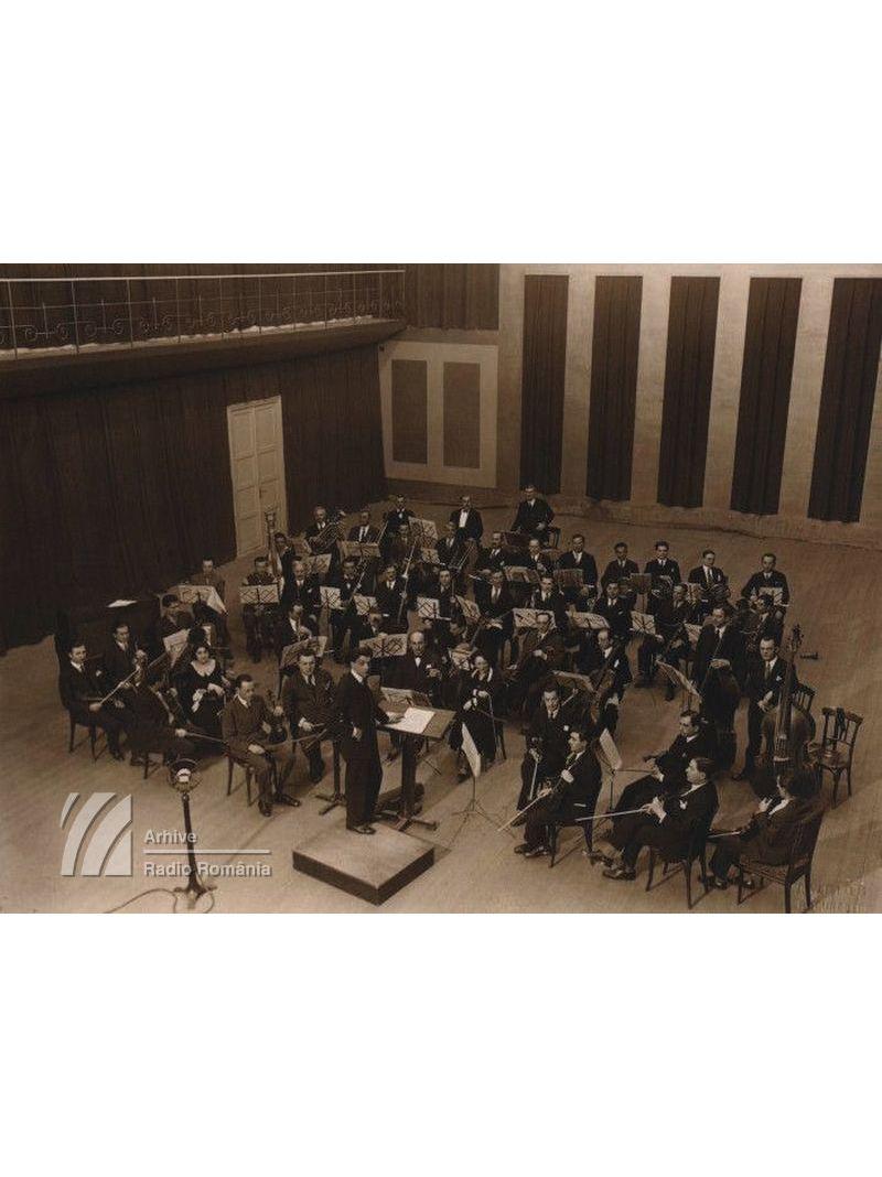 Orchestra Radio în Studioul Mare (1932)