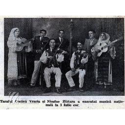 Taraful Costică Vraciu și Niculae Zlătaru (1938)