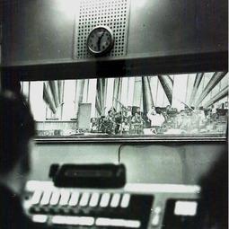 Transmisiunea radio a unui concert simfonic (anii '50)