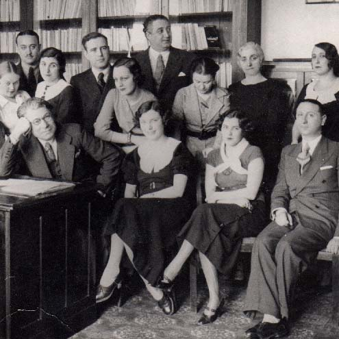 Personalul Radio (1928-1944)