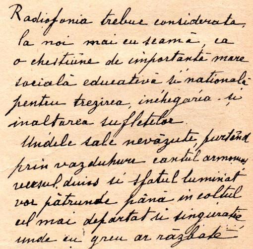 EMISIUNI 1928-1947